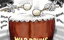 WAR DRUMPS