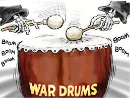 WAR DRUMPS